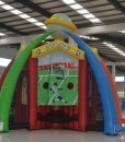 hinchable soccer modelo DP1694. 3 foto