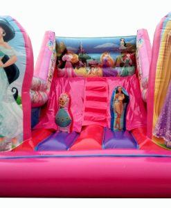 Castillo Hinchable Tobogán Princesas
