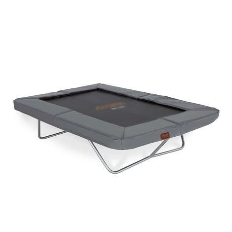cama elástica proline 13 gris