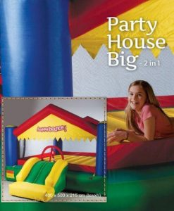 Portada de hinchable Party