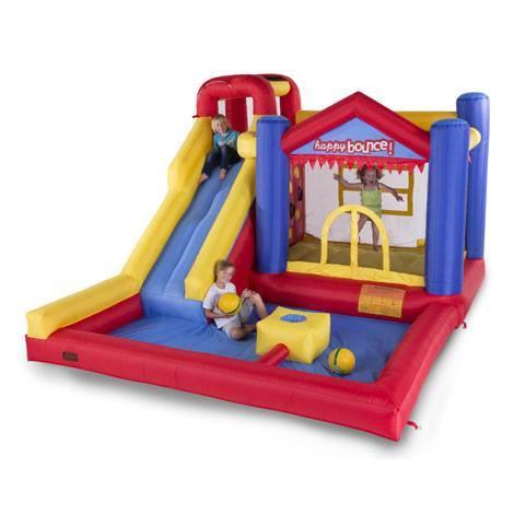 hinchable-water-slide-con-niños