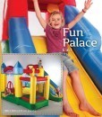 portada de mini hinchable Fun Palace