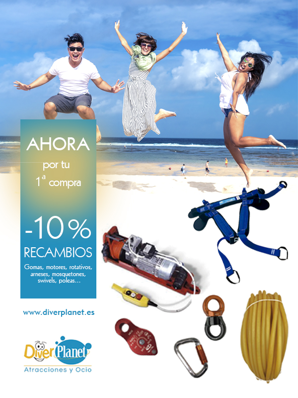 ¡Ahora con tu 1ª compra en Diver Planet 10% de descuento!